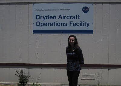 NASA Dryden Airborne Operation Facility