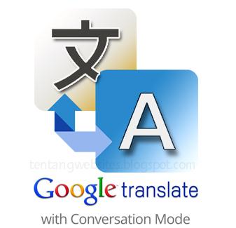 Google Translate penerjemh bahasa inggris