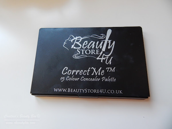BeautyStore4u Concealer Palette Review