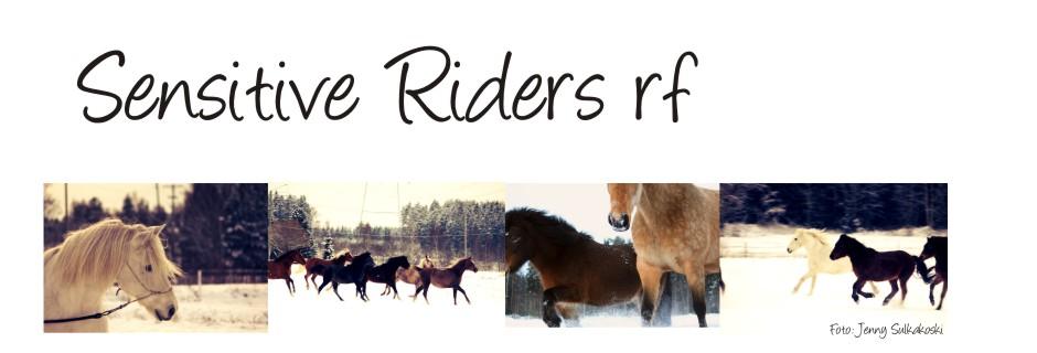 Sensitive Riders