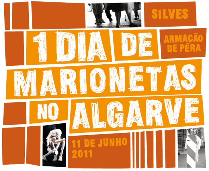 Um dia de Marionetas no Algarve