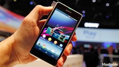 Review Spesifikasi Sony Xperia Z1 Compact