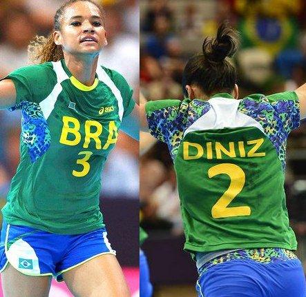 Uniformes das Olimpíadas de Londres 2012 - Parte 01 - Show de Camisas b6bceb670b79f