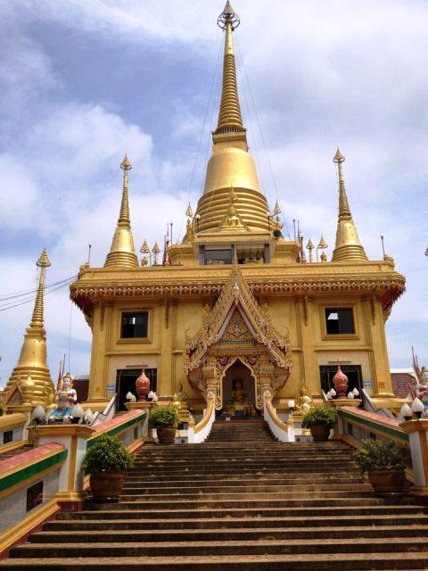 Wat Kiriwong , Thailand