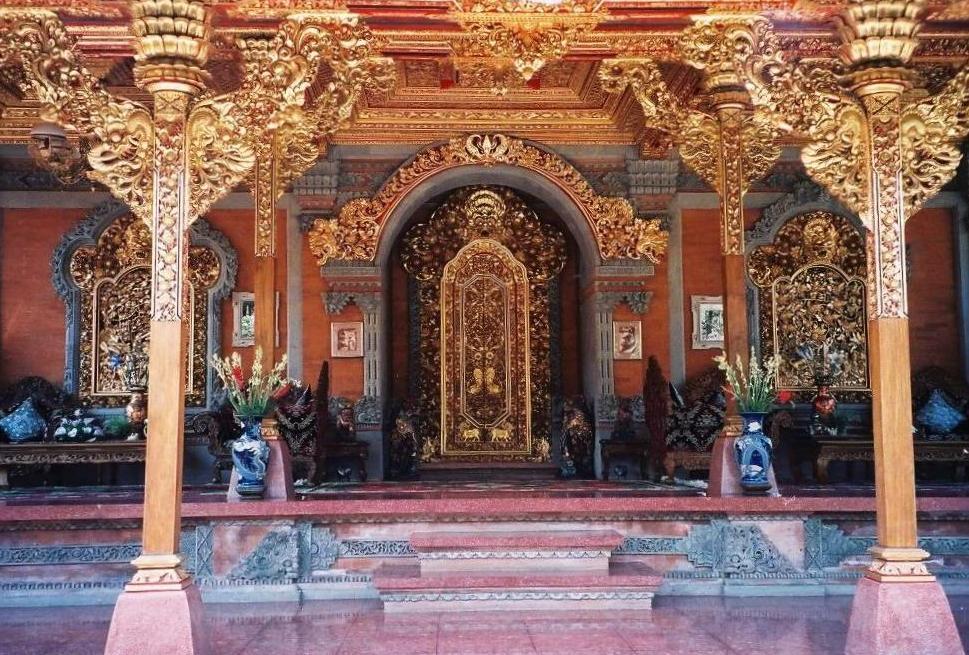 Rumah Adat Bali Bali Traditional House Filosofi Rumah Adat Bali