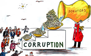 corruption of politicians essay