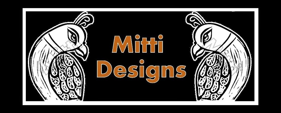Mitti Designs - Wearable Clay Jewelry