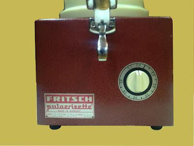 Fritsch Pulverisette 3