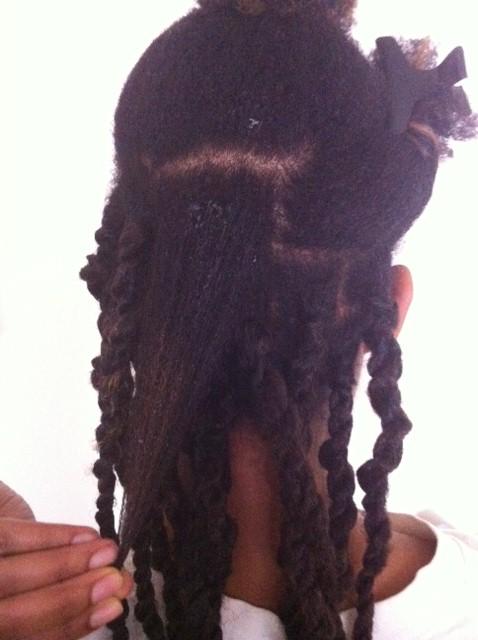Bees Marley Twist Tutorial Natural Hair Styles