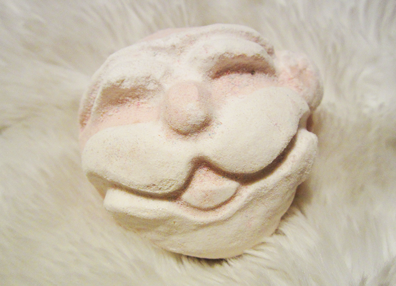 Lush | Father Christmas Bath Bomb | VVNightingale