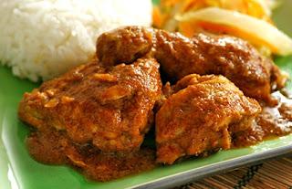 Rendang Ayam Minang