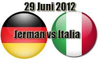 Prediksi Skor Jerman vs Italia Semifinal 29 Juni Euro 2012