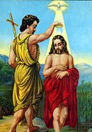 Православната църква е отредила празничния ден на Йоан Кръстител - светецът, който кръщава Христос в река Йордан