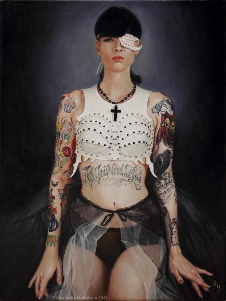 alexandra manukyan art
