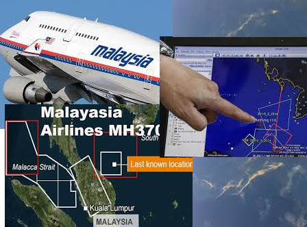 Malaysia Airlines Flight MH370 missing