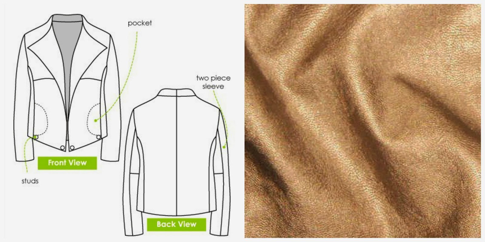 Moto Jacket Pattern Cool Inspiration Design
