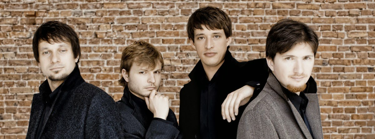 Apollon Musgete Quartet, winner of one of the 2014 Borletti-Buitoni Awards