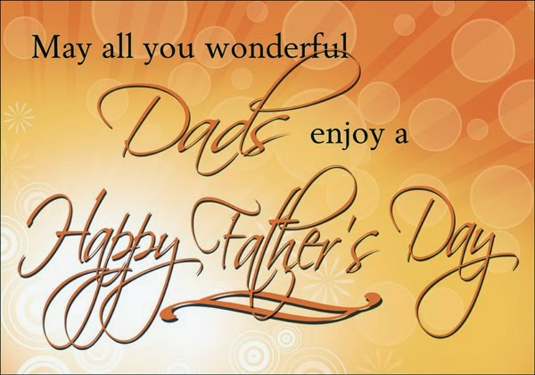Happy Fathers day sms quote photo