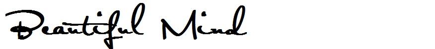 Beautiful Mind - Blog over menselijke geest