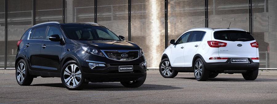 KIA Sportage entre los 50 coches más vendidos