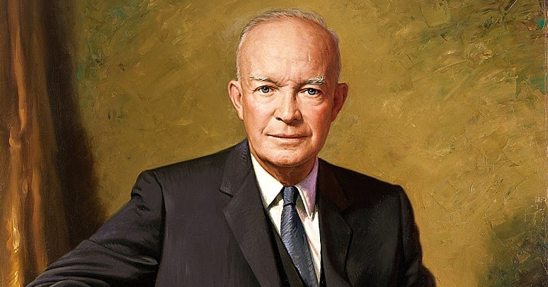 Art now and then dwight d eisenhower portraits publicscrutiny Image collections