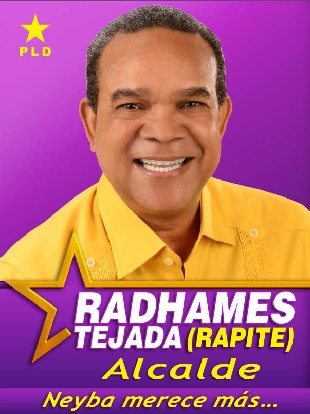 Publicidad Radames Tejada Alcalde