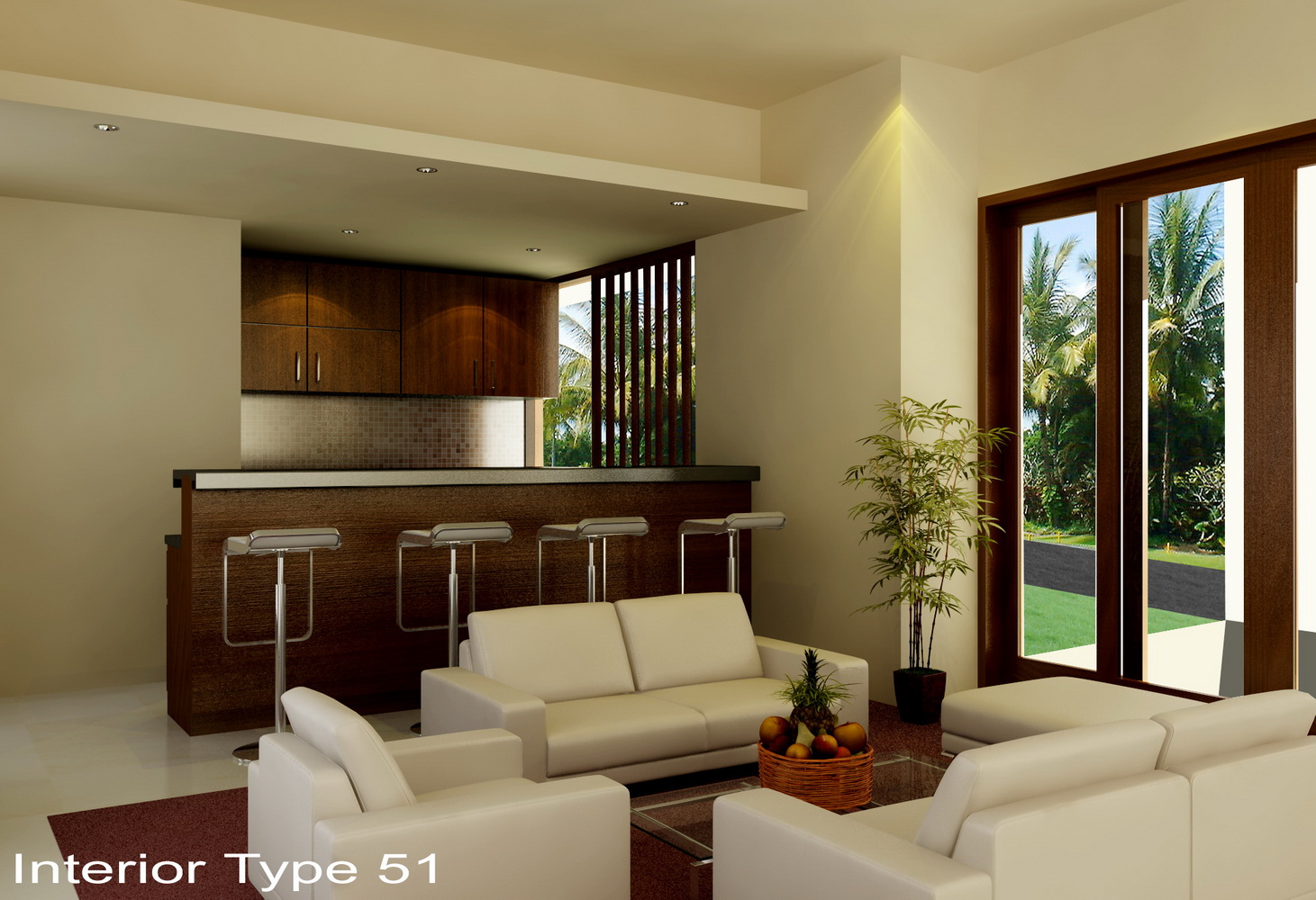Desain Interior Rumah Emporio Architect