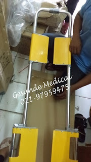 Scoop Stretcher Alumunium YDC-4B