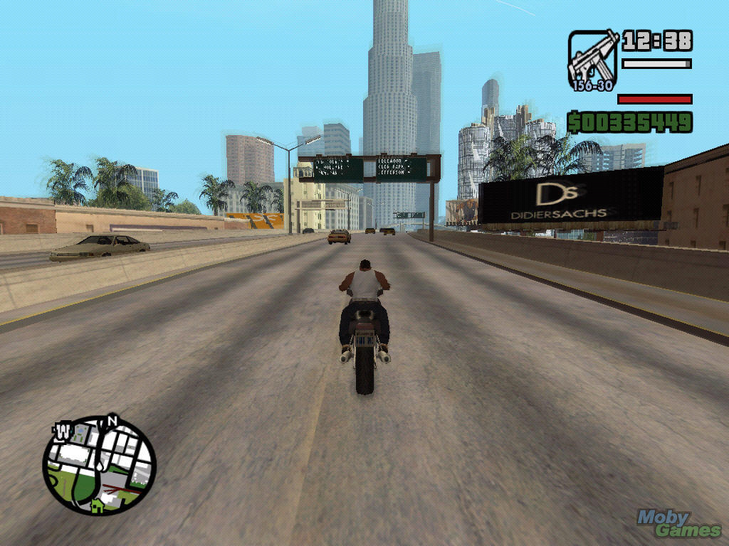 Download Grand Theft Auto - San Andreas PC Torrent