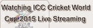 Live Cricket World Cup 2015