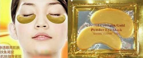 Grosir Jual Masker Mata Collagen Crystal Eyelid Patch