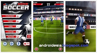 Soccer Kicks (Football) - Game Sepak Bola Android Gratis