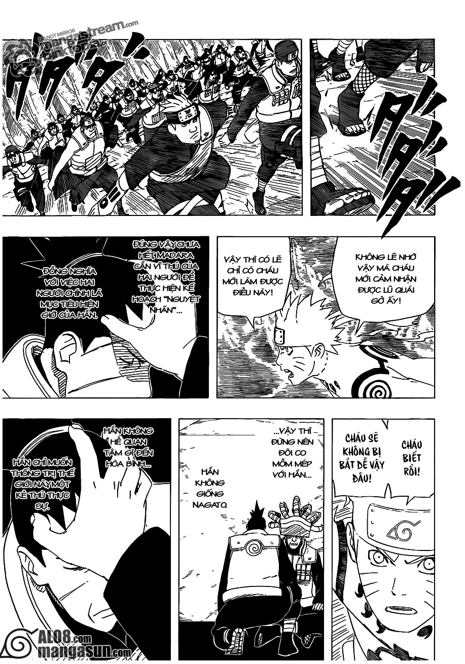 Naruto chap 545 Trang 7 - Mangak.info