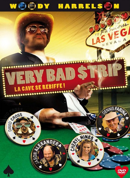 Very Bad Strip : La cave se rebiffe ! affiche