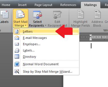 Cara Membuat Kartu Undangan Format Ms Word