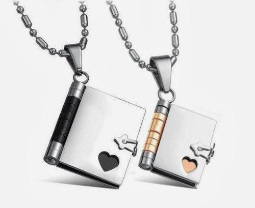Book pendants