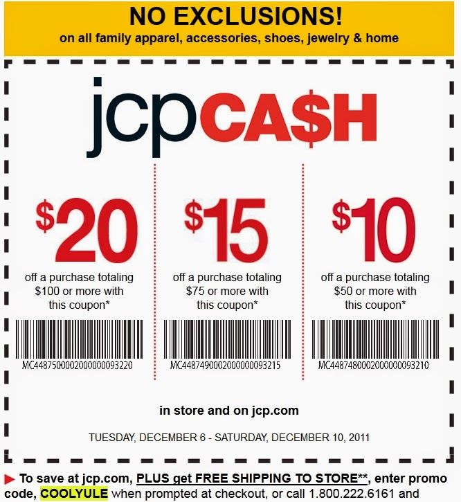 Jcpenney photo coupons