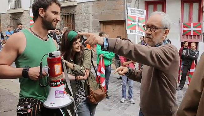 emilio martinez lazaro, director, clara lago, dani rovira, euskadi