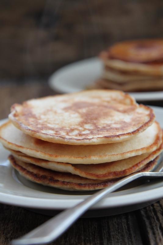 Klasyczne pancakes