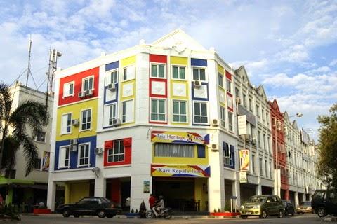 Bertempat Di Lokasi Yang Strategik Iaitu Plaza Mahkota Bandar Hilir Melaka