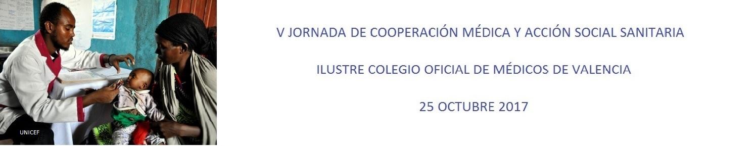 V Jornada de cooperación y acción social sanitaria en Valencia