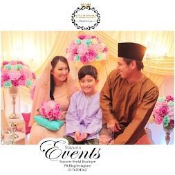 Majlis Pertunangan Aktor Kacak Zul Huzaimy dan anak Lelakinya serta Erna