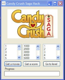 Candy Crush Saga Hack Features: