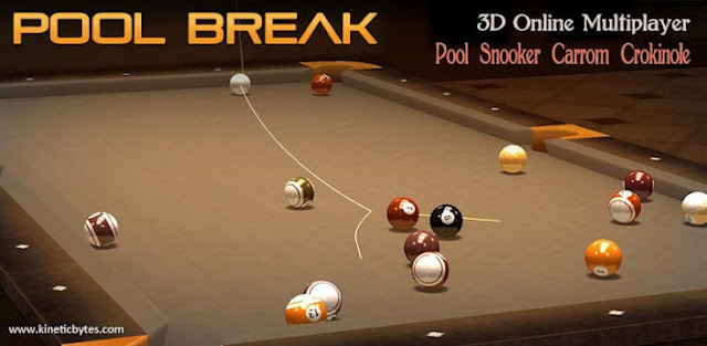 Pool Break Pro 3D Billiards 2.5.1