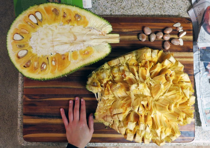 Jackfruit photo with Vegan Jackfruit Recipes