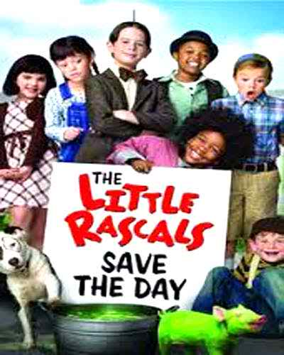 little rascals save the day full movie