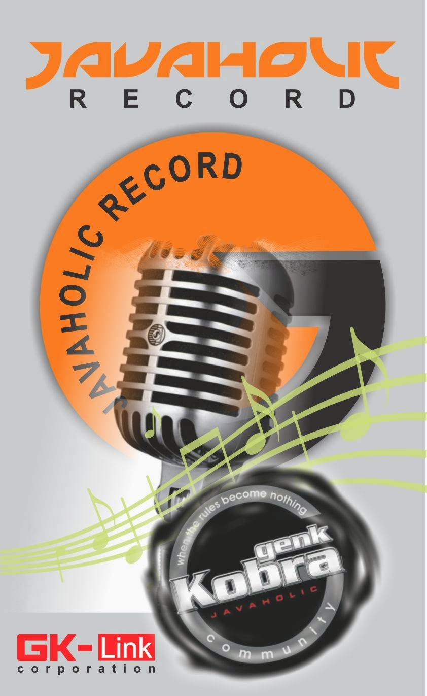 JAVAHOLIC Record