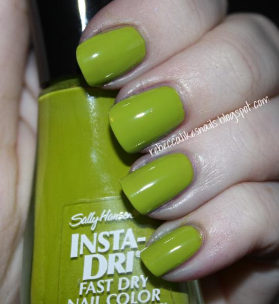 rebecca likes nails: May 2011