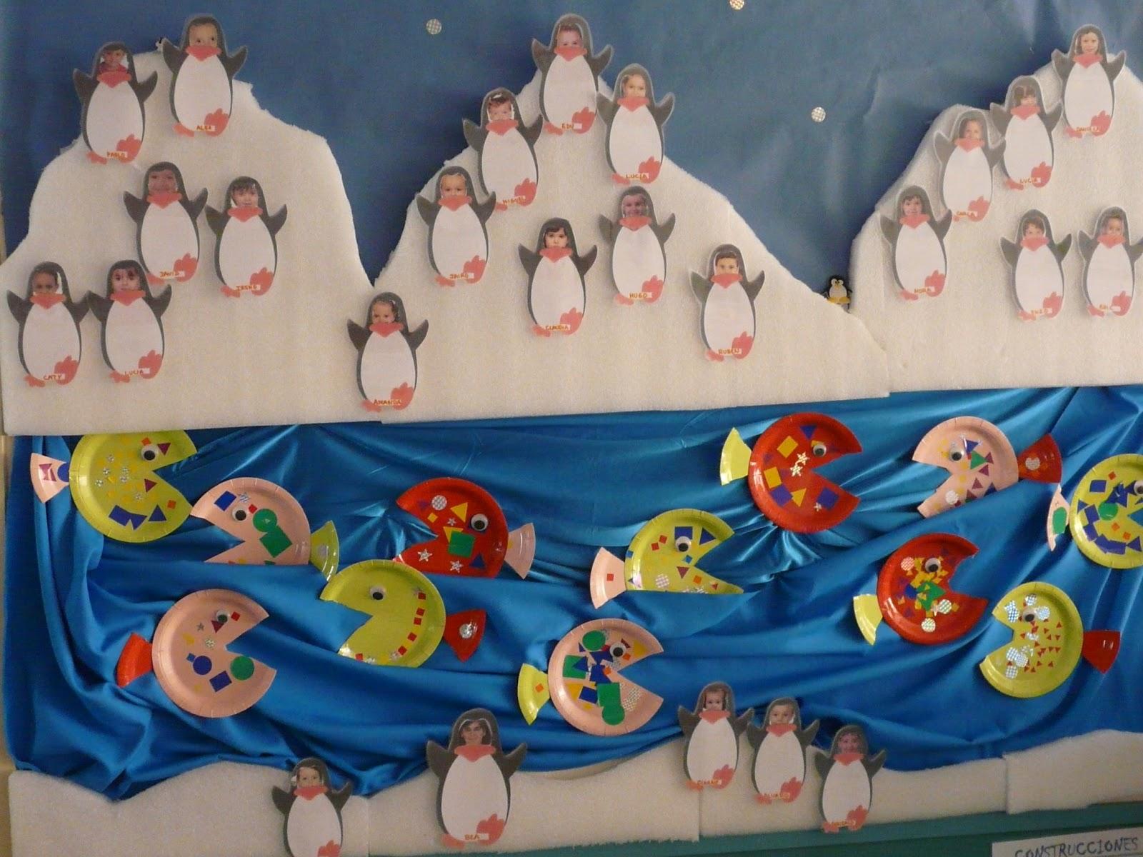 Infantil 3 a os cole europa la mascota de la clase - Motivos infantiles para decorar ...