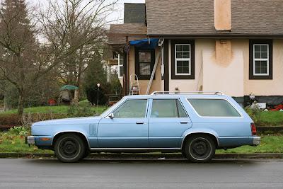 1979 Mercury Zephyr wagon.